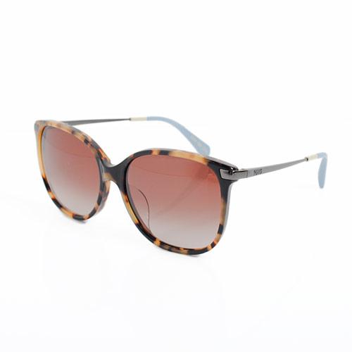 オーバーサイズレンズとヴィンテージ感が魅力的なサングラス